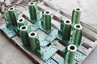 Replacement Parts for Steel Mill